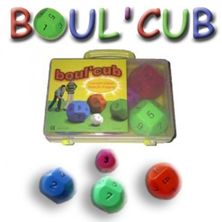 Boul'Cub Jeu de Boules Calculantes Boul'Cub - 1