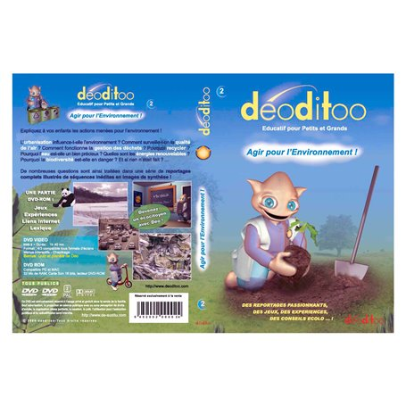 Deoditoo Agir pour l'Environnement ! Deoditoo - 1
