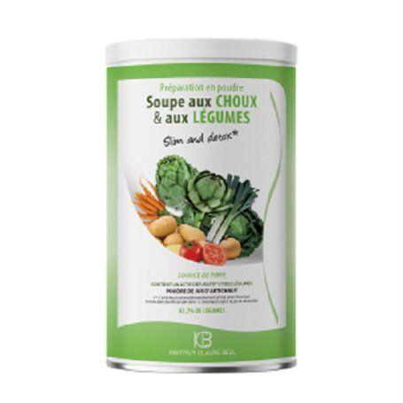 Soupe aux Choux et aux Légumes Diététique Ineldea - 4