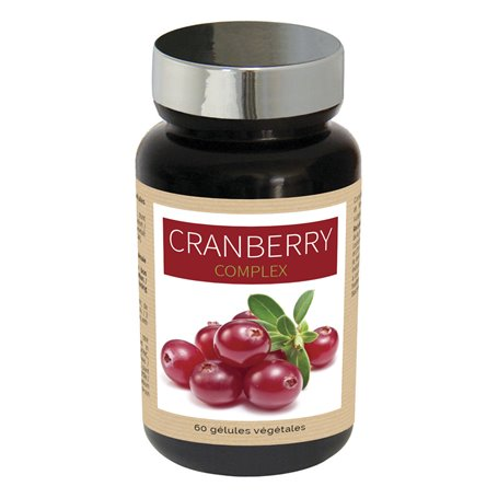 Cranberry Complex Confort Urinaire Nutriexpert - 1