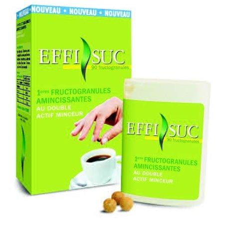 Effiness EffiSuc Edulcorant Sans Aspartame