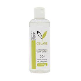 Gel Douche Gelâne au Lait d'Anesse - 200 ml - 20 %