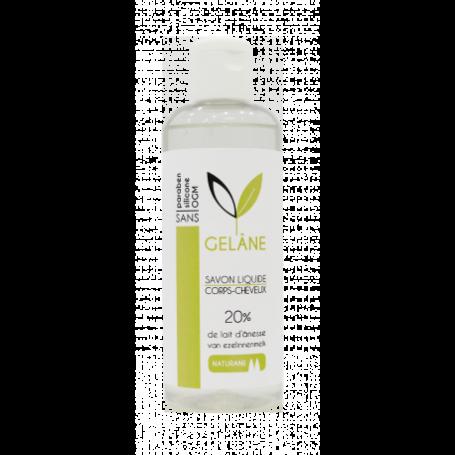 Gel Douche Gelâne au Lait d'Anesse - 200 ml - 20 % Naturane - 1