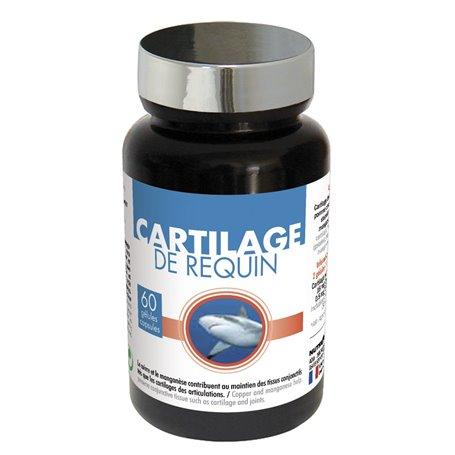 Cartilage de Requin Gélules Muscles et Articulations