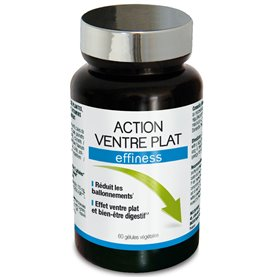 Effiness Action Ventre Plat