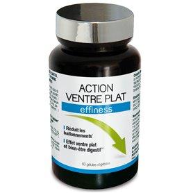 Effiness Action Ventre Plat