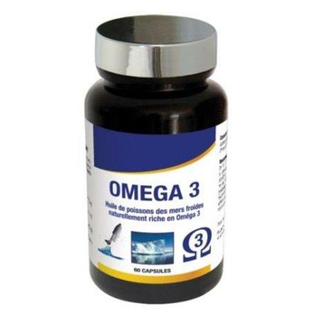 Omega 3 Coeur Santé Equilibre Cardiovasculaire Nutriexpert - 1