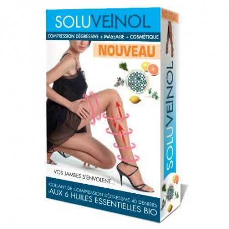 SoluVeinol Collant de Compression