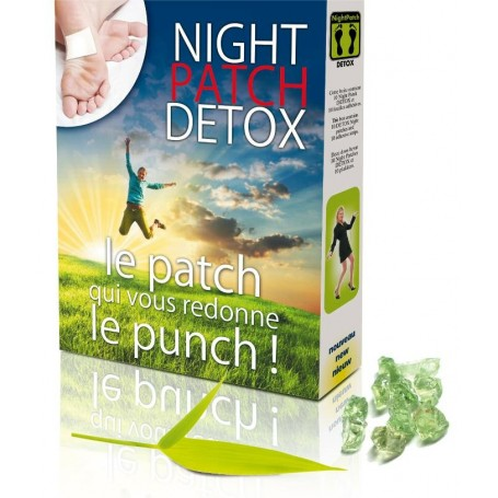 NightPatch Detox Elimination des Toxines Ineldea - 4