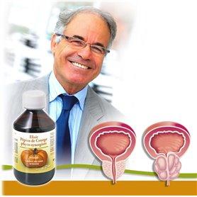 Elixir aux Pépins de Courge Prostate et Voies Urinaires