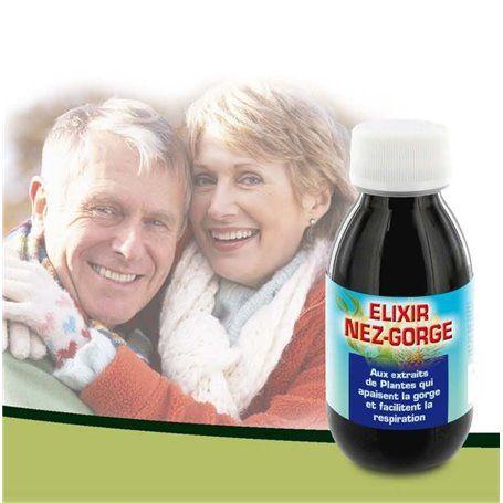 Elixir Nez Gorge Voies Respiratoires Ineldea - 3