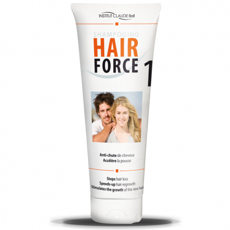 Hair Force One Shampoo Institut Claude Bell - 4
