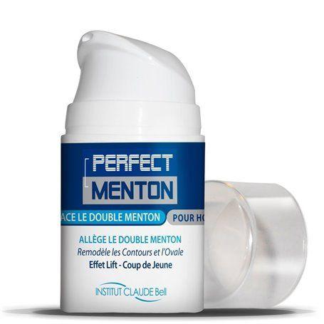 Perfect Menton Soin Anti-Double Menton Homme Institut Claude Bell - 2