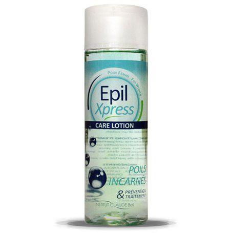 Epil Xpress Lotion Care Femme Prévention et Traitement des Poils Incarnés