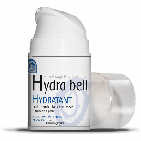 Hydra'Bell Soin Hydratant Peaux Sèches Institut Claude Bell - 2
