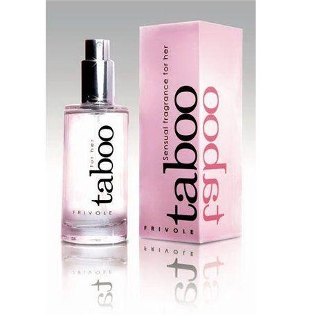 Taboo for Her Eau de Toilette Aphrodisiaque Frivole pour Femme Concorde - 1