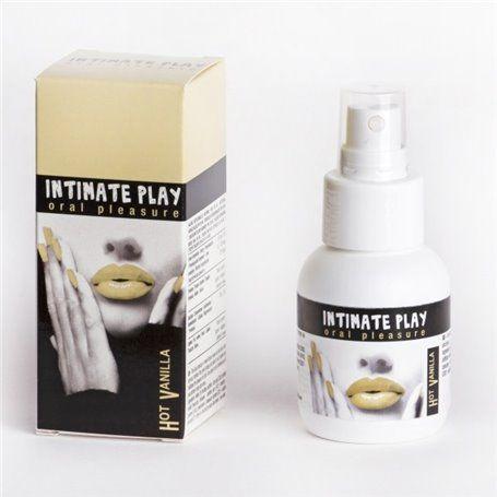 Intimate Play Hot Vanilla Concorde - 1