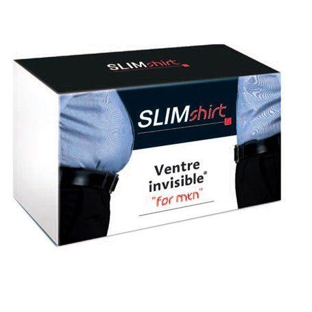 SlimShirt For Men Textile Intelligent Minceur Débardeur Nutriexpert - 1