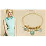 Collier Fantaisie Jing Ling - 4