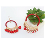 Fashion Earings Jing Ling - 2
