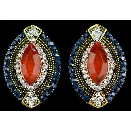 Fashion Earings Jing Ling - 3