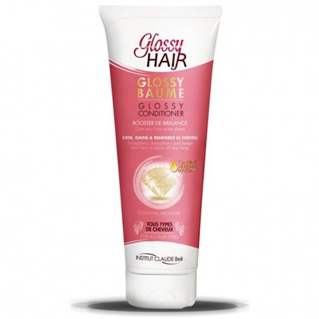 Glossy Hair Shampoing Booster de Brillance Institut Claude Bell - 1