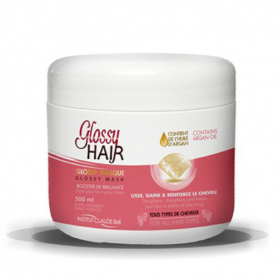 Glossy Hair Masque Booster de Brillance