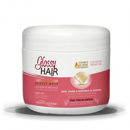 Glossy Hair Masque Booster de Brillance Institut Claude Bell - 1
