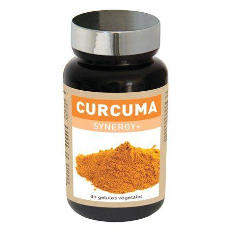Curcuma Synergy+ Le Meilleur Anti-Oxydant pour vos Articulations