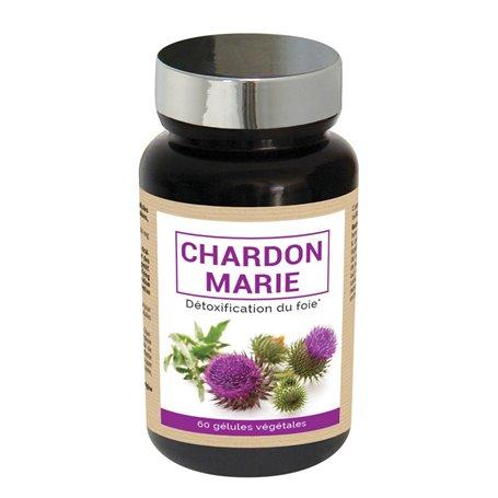 Chardon Marie Confort Digestif Foie Vésicule Biliaire Nutriexpert - 1