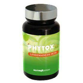 Phytox Régulateur et Stimulant Naturel Hépatique et Digestif