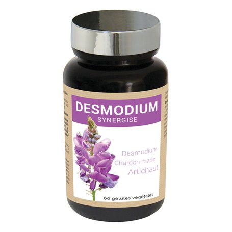 Desmodium Synergise Régulation du Foie et Digestion Ineldea - 1