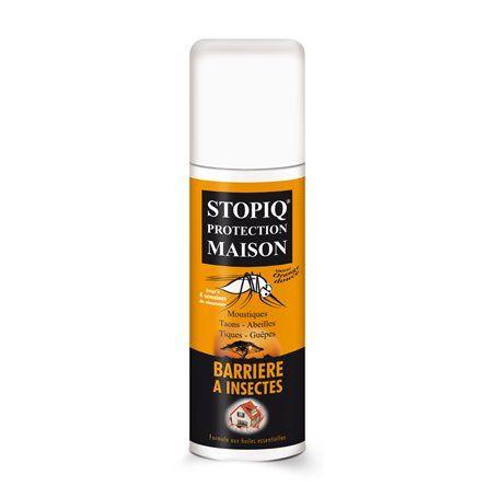 Stopiq Protection Maison Spray Répulsif Ecologique La Barrière à Insectes Universelle Nutriexpert - 1
