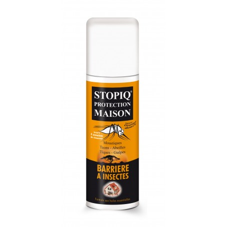 Stopiq Protection Maison Spray Répulsif Ecologique La Barrière à Insectes Universelle Ineldea - 1