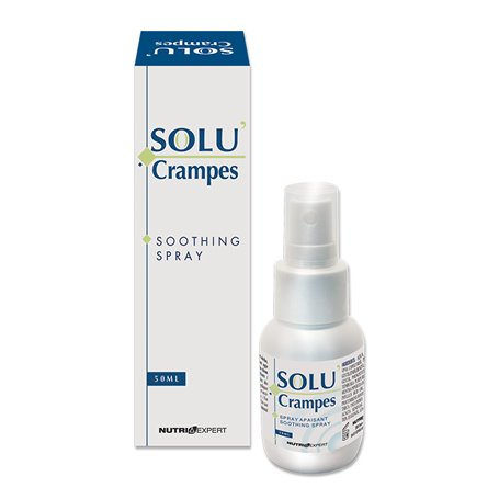SoluCrampes Spray Allié Naturel Anti-Crampes Ineldea - 1