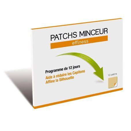 Effiness Patchs Minceur Ineldea - 4