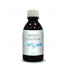 Argent Colloïdal Solution Active Purifiante et Antibactérien Naturel