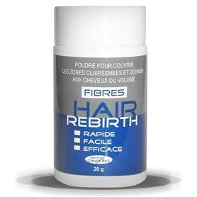 Hair Rebirth Fibers Solution de Complément Capillaire Immédiate et sans Effort