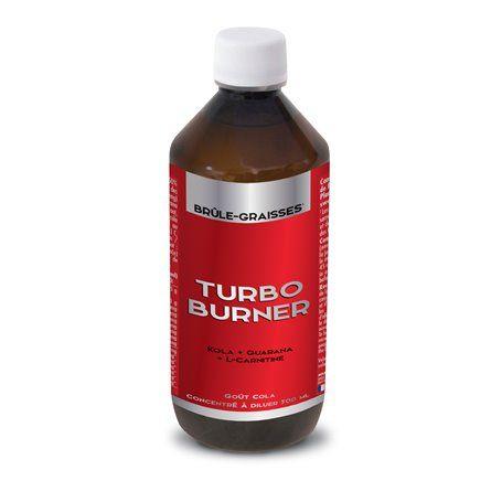 Turbo Burner Bruleur de Graisses Solution Buvable Ineldea - 1