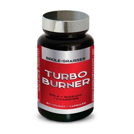 Turbo Burner Bruleur de Graisses Gélules Ineldea - 1
