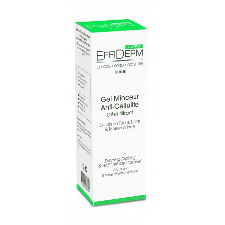 Effiderm Gel Minceur Anti-Cellulite Ineldea - 1