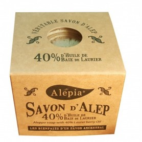 Savon d'Alep Tradition 40% Laurier