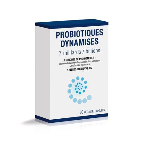 Probiotiques Dynamisés 7M Meilleure Digestion et Défenses de l'Organisme Ineldea - 1