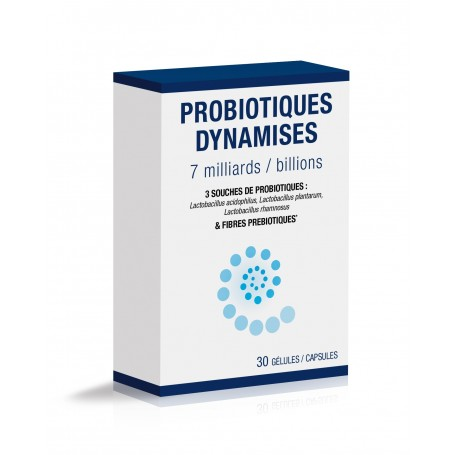 Probiotiques Dynamisés 7M Meilleure Digestion et Défenses de l'Organisme Nutriexpert - 1