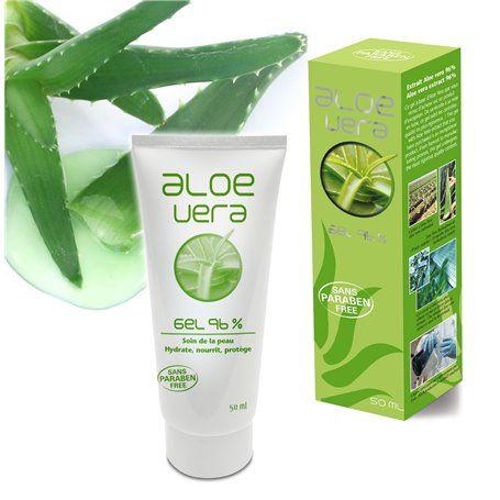 Gel Aloe Vera Hydrate et Apaise la Peau Nutriexpert - 1