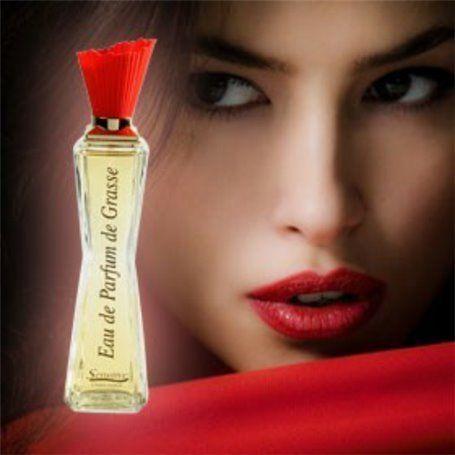 Le Rouge et Noire : Fleuri Fruité Gourmande - Eau de Parfum Femme Sensitive - 1