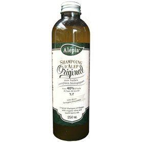 Shampoing d'Alep No-poo Original 40% Laurier