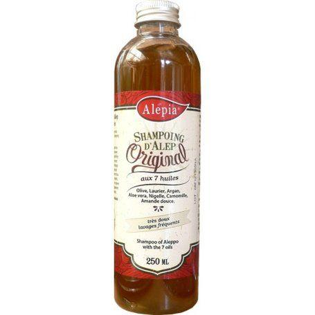 No-poo Aleppo Shampoo 7 Oils Alepia - 1