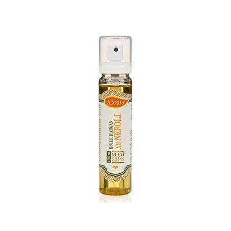 Organic Argan Oil with Orange Blossom Alepia - 1