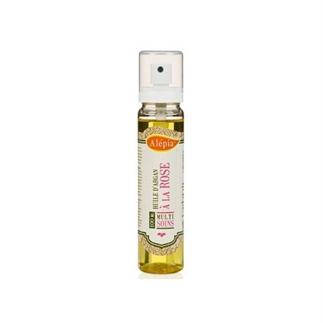Organic Argan Oil with Rose Alepia - 1